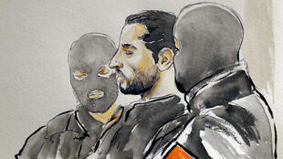 """Medhi Nemmouche a été reconnu """"coupable"""" jeudi 7 mars à l'issue de son procès à Bruxelles."""