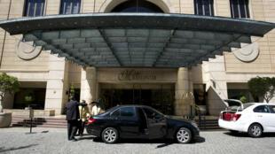 L'hôtel Michelangelo Towers à Johannesburg