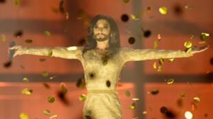 Conchita Wurst a remporté l'édition 2014 de l'Eurovision, à Copenhague.