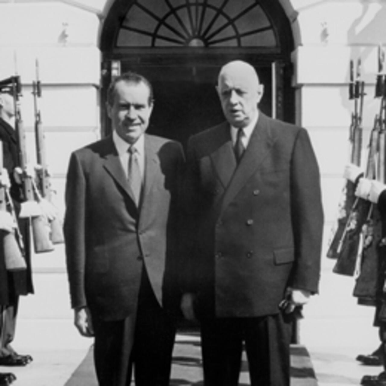 Charles De Gaulle A Life Of Political Influence De Gaulle