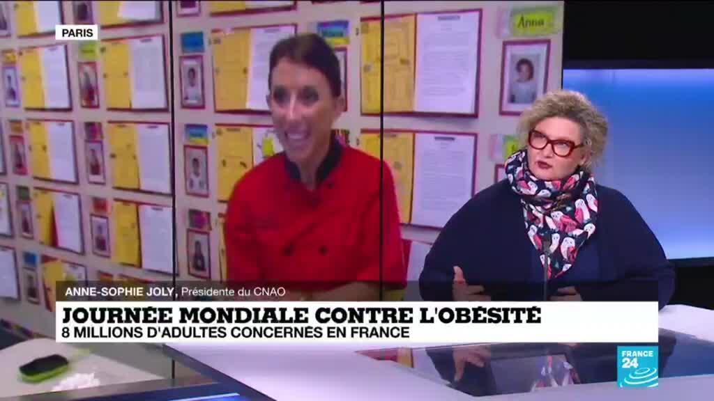 2021-03-04 13:18 Journée mondiale contre l'obésité : 8 millions de personnes concernées en France