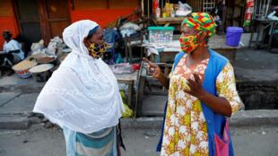 HEALTH-CORONAVIRUS-GHANA