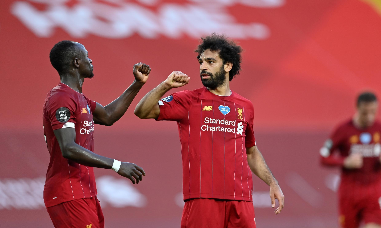 Liverpool - Crystal Palace