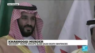 2019-12-24 10:31 'Mockery': Rights groups slam Saudi death sentences following Khashoggi murder verdict