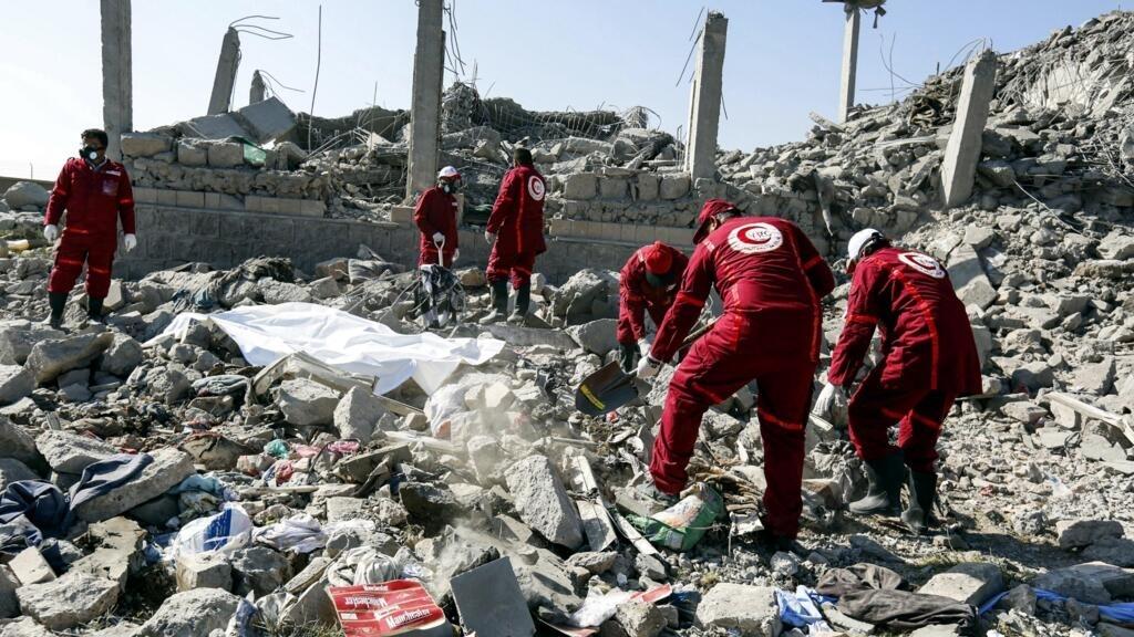 Yémen : plus de 100 morts dans une frappe de la coalition, selon la Croix-Rouge