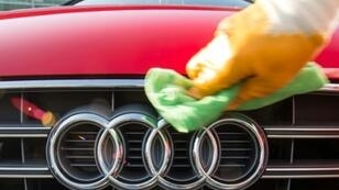 A report citing Munich prosecutors says Audi has been more than polishing its image after a claim employees modified test results in cars bound for South Korea