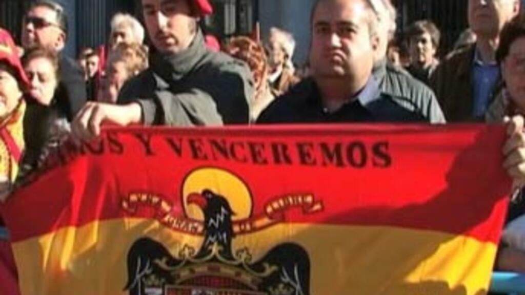 The open wounds of Spain's Civil War
