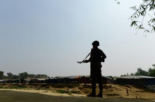 Bangladesh troops accused of raping Rohingya girl