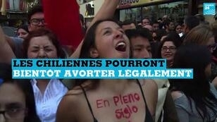 Le tribunal constitutionnel chilien a donné son feu vert à la loi dépénalisant l'avortement partiel.