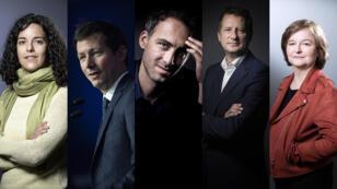 Le débat des têtes de liste aux élections européennes sera animé par Caroline de Camaret et Frédéric Rivière.