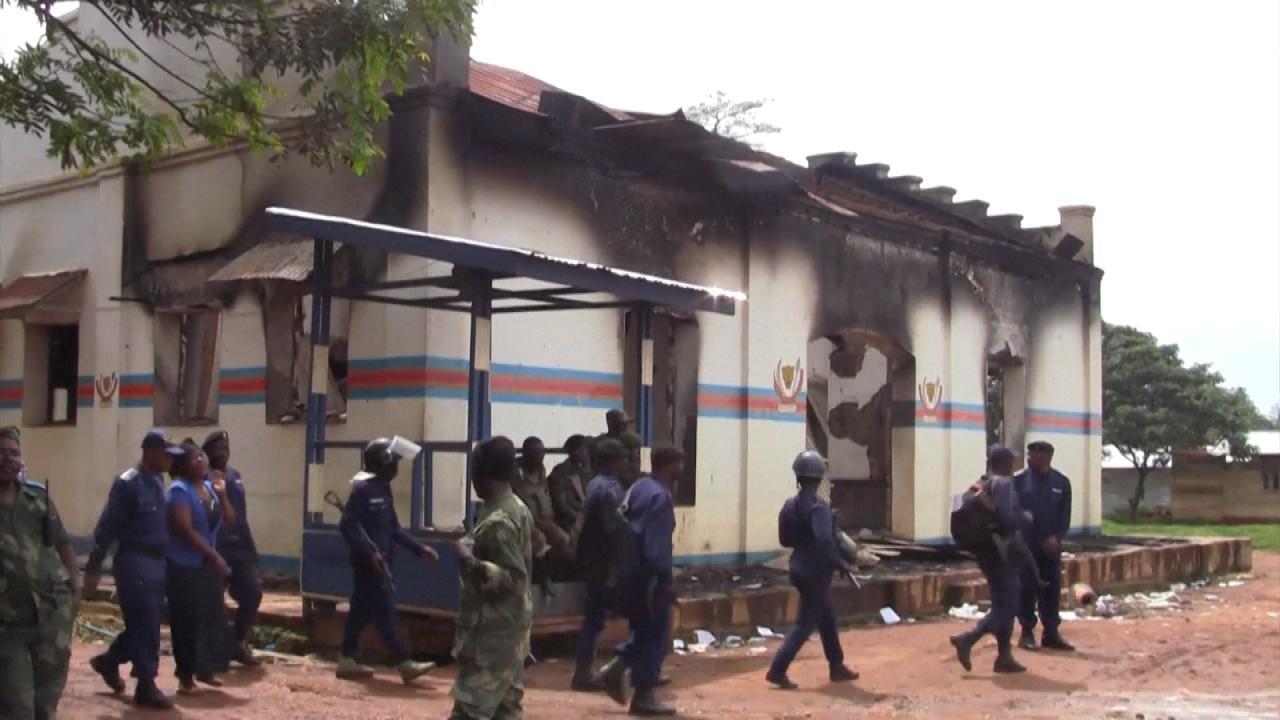 Massacre à Beni