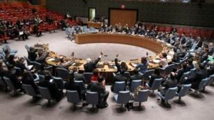 مجلس الأمن التابع للأمم المتحدة