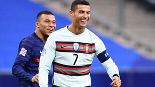 Cristiano Ronaldo tested positive for Covid-19 after facing France in the Nations League