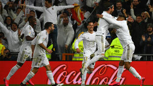 Real Madrid- 010320