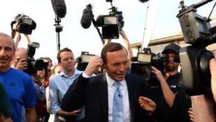 Tony Abbott, le nouveau Premier ministre australien.