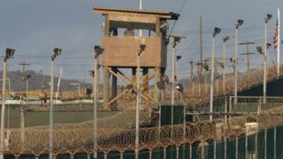 La prison militaire de Guantanamo à Cuba (archives).