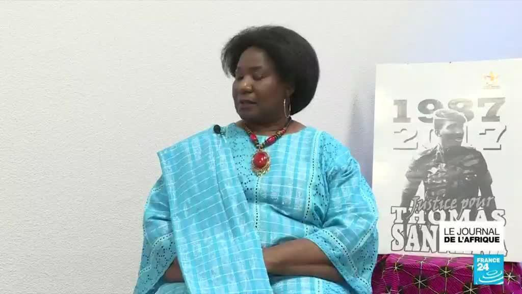 2021-10-11 21:50 Procès Sankara : Mariam Sankara attend des réponses concrètes