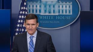 Le conseiller à la sécurité nationale du président américain Donald Trump, Michael Flynn, avait démissionné en février 2017.