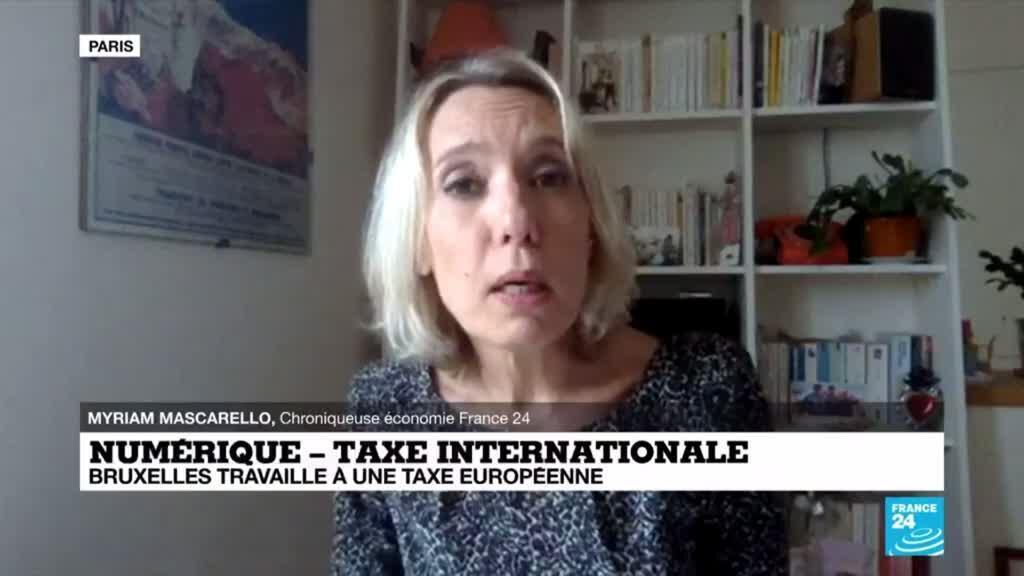 2020-06-18 18:11 Taxe Gafa : la guerre commerciale menace entre les États-Unis et l'Union européenne