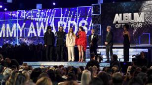 La chanteuse country Kacey Musgraves à la 61eme cérémonie des Grammy Awards, à Los Angeles, le 10 février 2019.