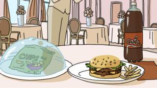 """Le guide 2050 du Foodingue par """"Manger vers le futur""""."""