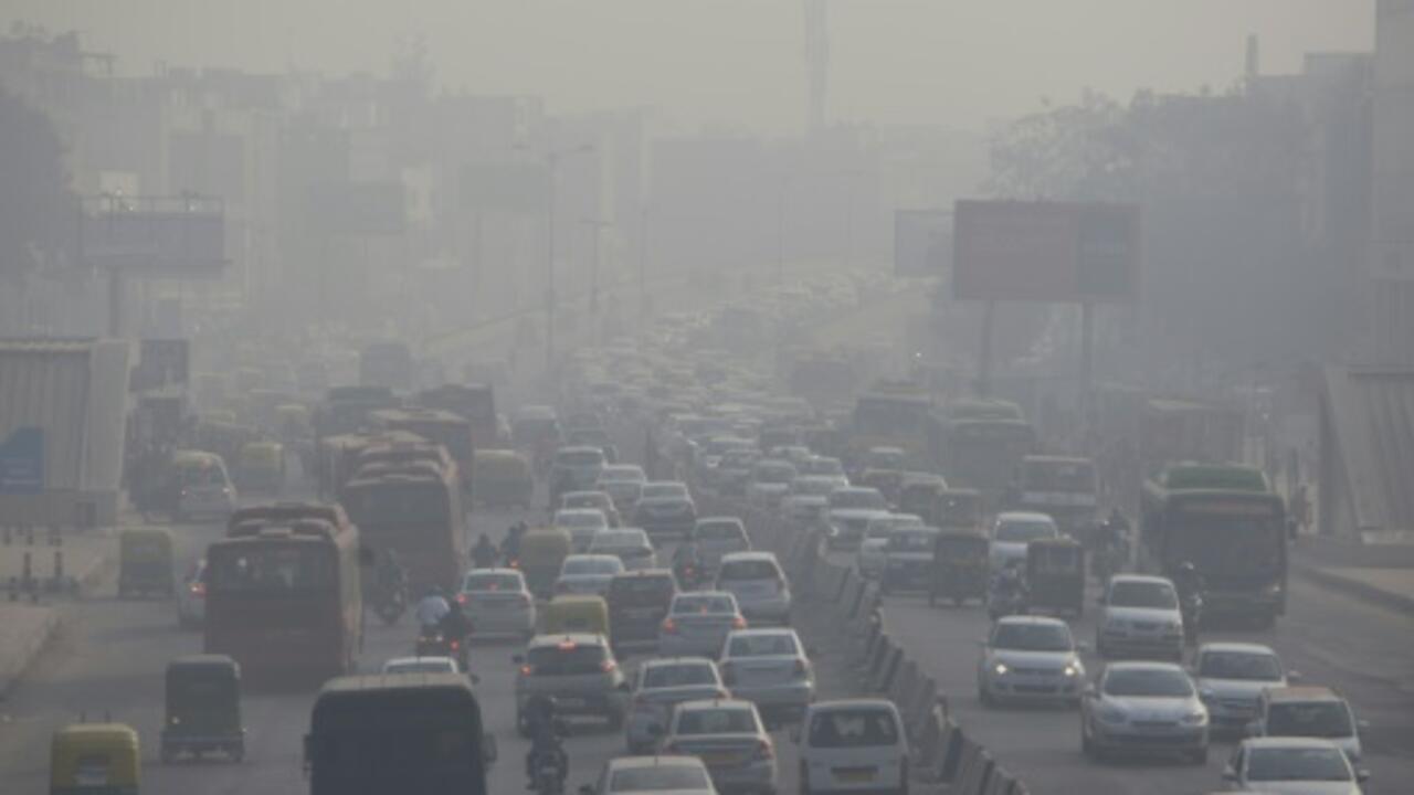 L'ONU tire le signal d'alarme sur les gaz à effet de serre, à quelques jours de la COP26