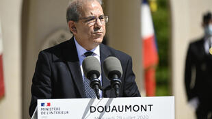 Mohammed Moussaoui, President of the French Council of the Muslim Faith (CFCM), pictured on July 29, 2020.