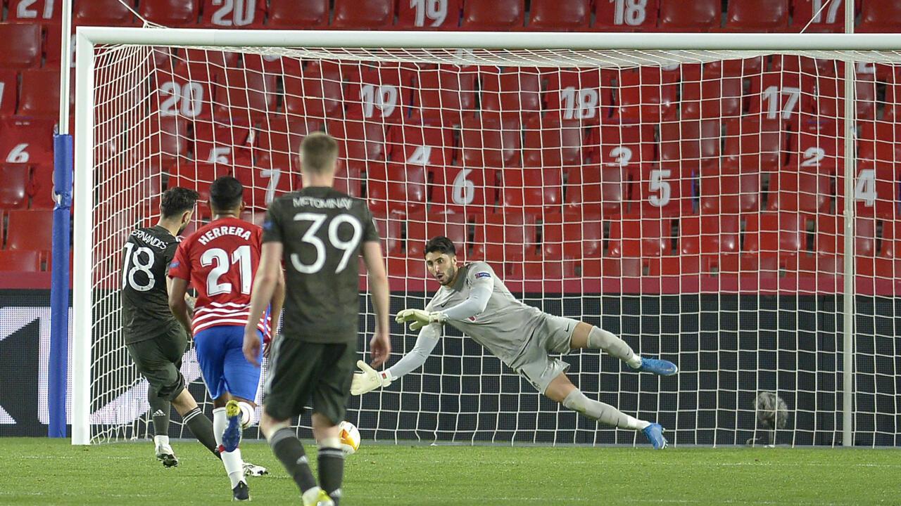 Ligue Europa : Manchester United, la Roma et Villarreal remportent leur quart de finale aller