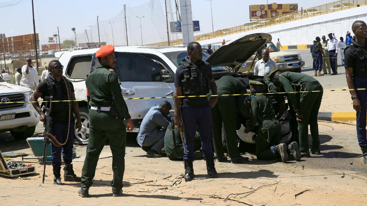 Sudan-AtentadoPrimerMinistro-Hamdok