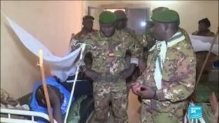 """2019-12-12 15:08 Attaque jihadiste au NIGER : """"La plus meurtrière subie par l'armée nigérienne"""""""