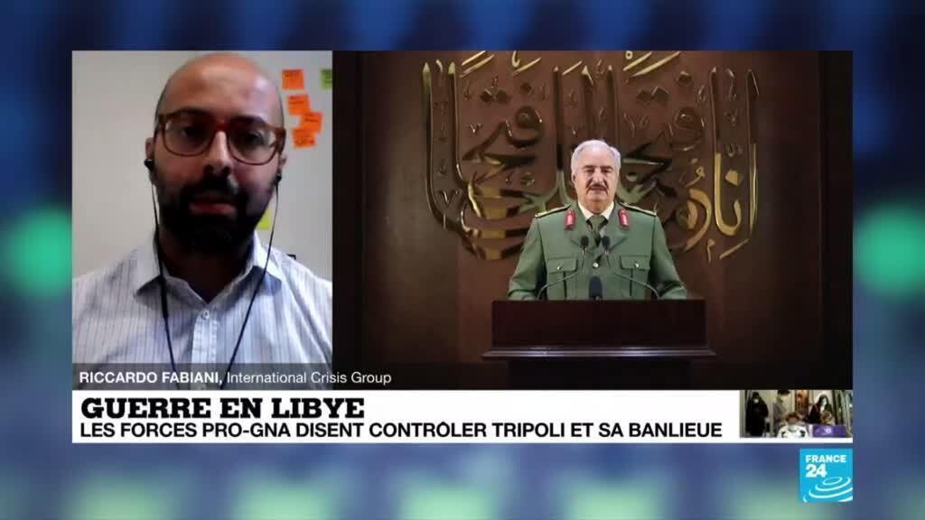 2020-06-04 17:06 Le gouvernement de Tripoli déterminé à prendre le contrôle de toute la Libye