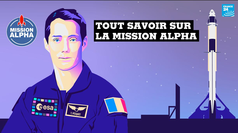 Thomas Pesquet : tout savoir sur la mission Alpha