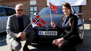 La Norvège pourrait interdire les véhicules à essence dès 2025.