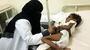 Sept millions de Yéménites souffrent de la famine, selon les Affaires humanitaires de l'ONU.