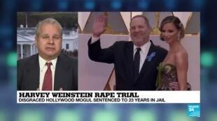 2020-03-11 20:09 Will Harvey Weinstein's sentence set a precedent?