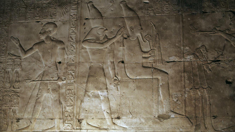 Temple de Seti I, 1306-1290 av. J.-C., Abydos, Égypte.