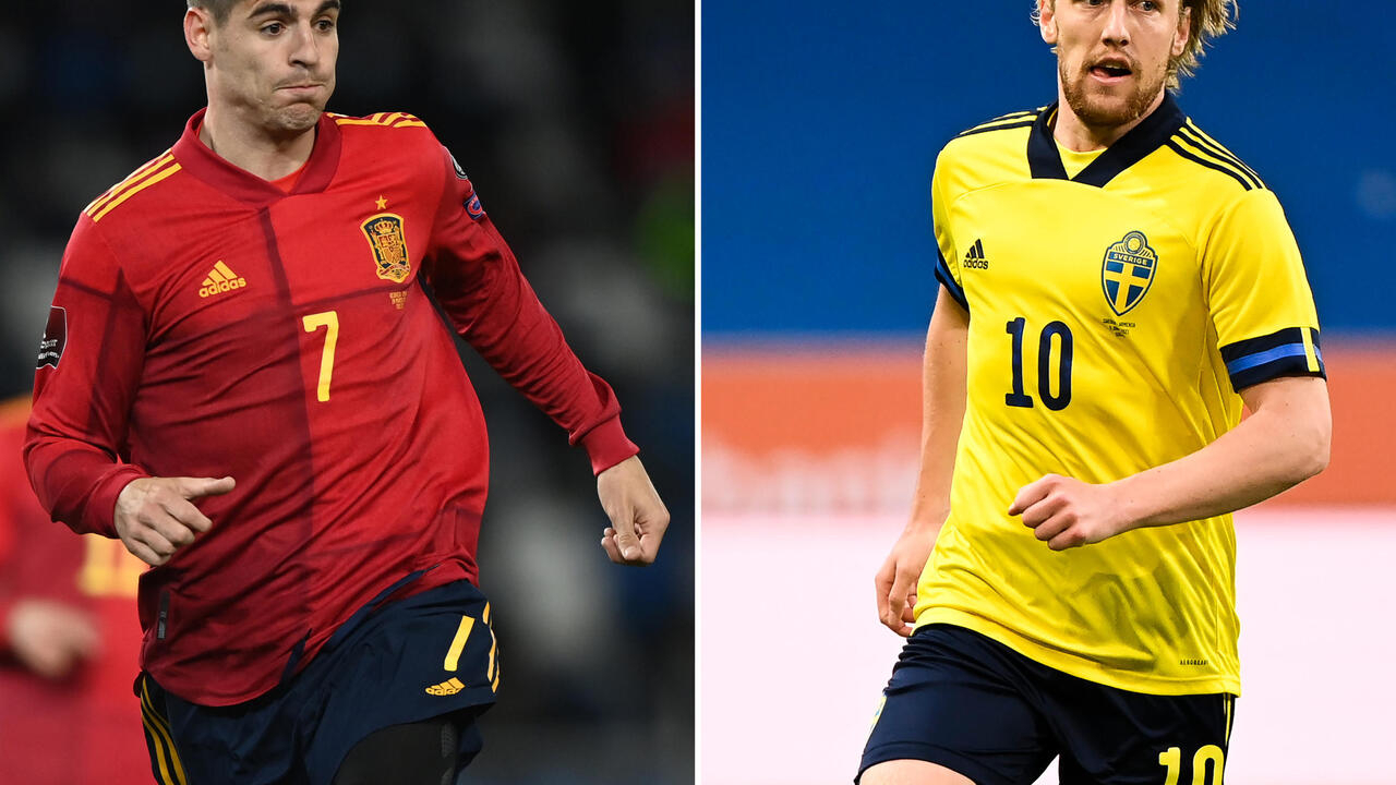 """كأس الأمم الأوروبية 2021: """"إسبانيا الجديدة"""" بقيادة المدرب لويس إنريكي في مهمة رد الاعتبار"""