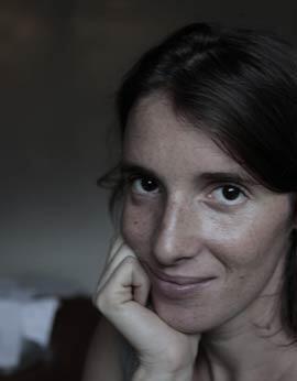Martina Bacigalupo (crédit photo : Agence VU).