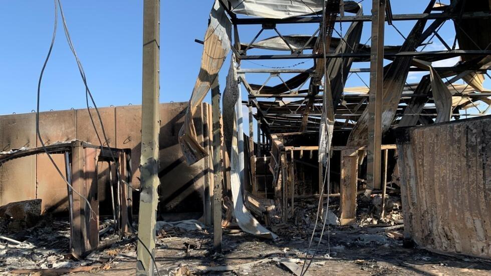 ارتفاع عدد الجنود الأميركيين الجرحى في الهجوم الايراني في العراق الى 110