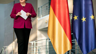 """""""In the spirit of solidarity, we should be prepared to make completely different, that is to say significantly higher contributions to the European budget over a set period,"""" German Chancellor Angela Merkel told MPs in Berlin."""