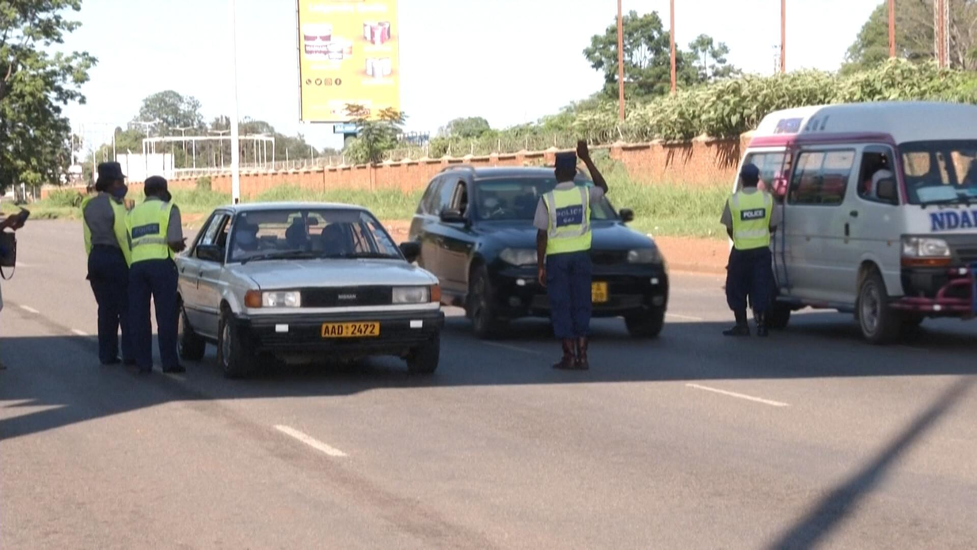 Zimbabwe reintroduces curfew to contain rising Covid-19 cases