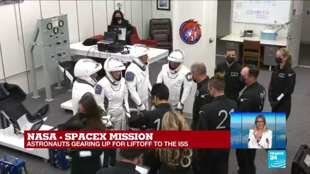 2021-04-23 08:14 With SpaceX, Elon Musk offers America's space program 'a new beginning'