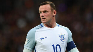Wayne Rooney, légende des Three Lions.