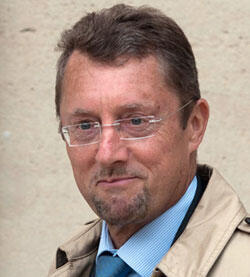 Bernard Bajolet, ancien ambassadeur de France en Afghanistan, nommé aujourd'hui à la tête des services secrets français.
