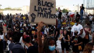 Black Lives Matter France
