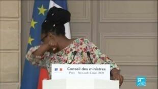 2020-03-05 13:40 Coronavirus en France : le pays se prépare au passage du stade 3