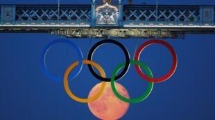 شعار الألعاب الأولمبية