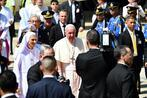 Pope Francis in Thailand to boost morale of minority Catholic community