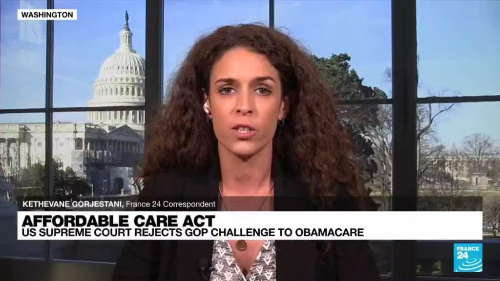 2021-06-17 23:07 US Supreme Court rejects GOP challenge to Obamacare