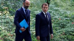 French Pm Edouard Philippe And His Government Resign As Macron Prepares Cabinet Reshuffle